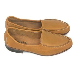 RARE Gondola Evans Standard Leather Loafer Size 10
